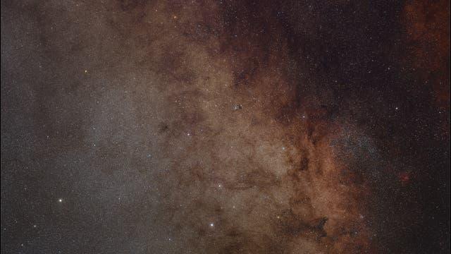 Die Große Sagittarius-Sternwolke