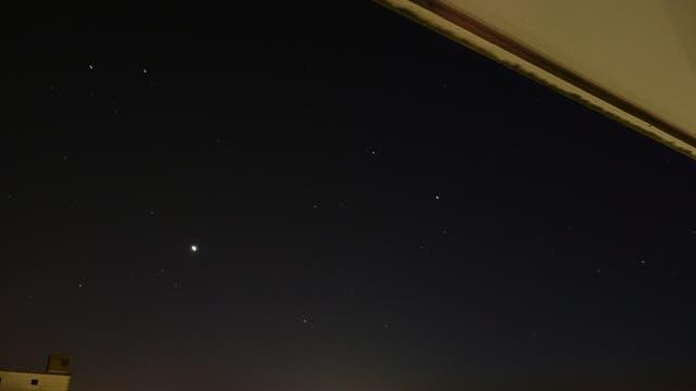 Venus und Fuhrmann