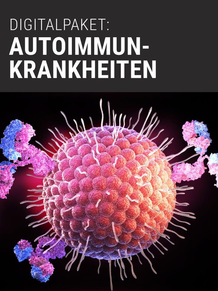 Digitalpaket Autoimmunkrankheiten Teaserbild