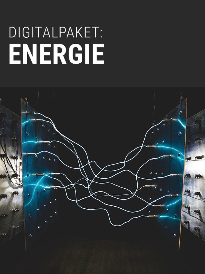 Digitalpaket Energie Teaserbild