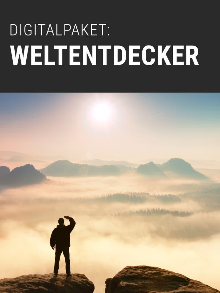 Digitalpaket Weltentdecker Teaserbild