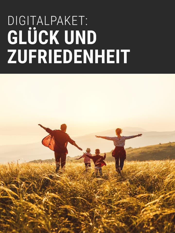 Spektrum.de Digitalpaket: Glück und Zufriedenheit