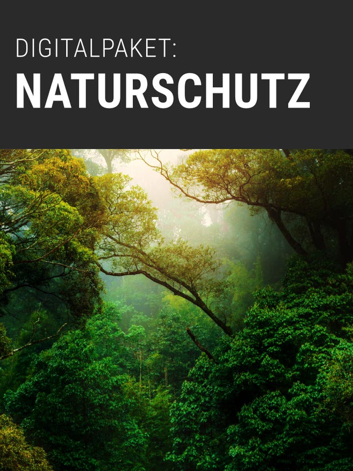 Digitalpaket Naturschutz Teaserbild