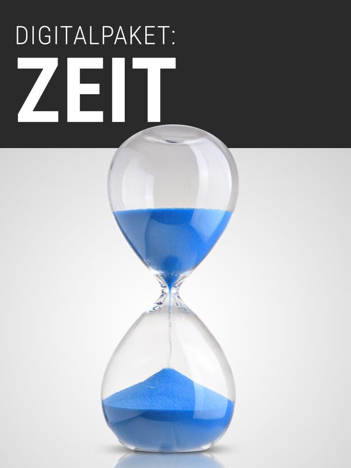 Digitalpaket Zeit Teaserbild