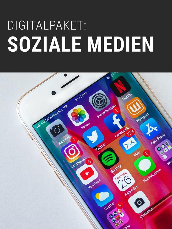 Digitalpaket: Soziale Medien