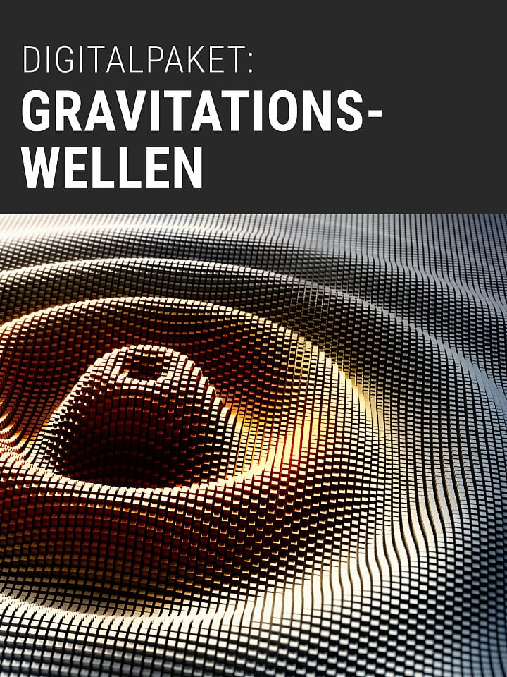 Digitalpaket: Gravitationswellen