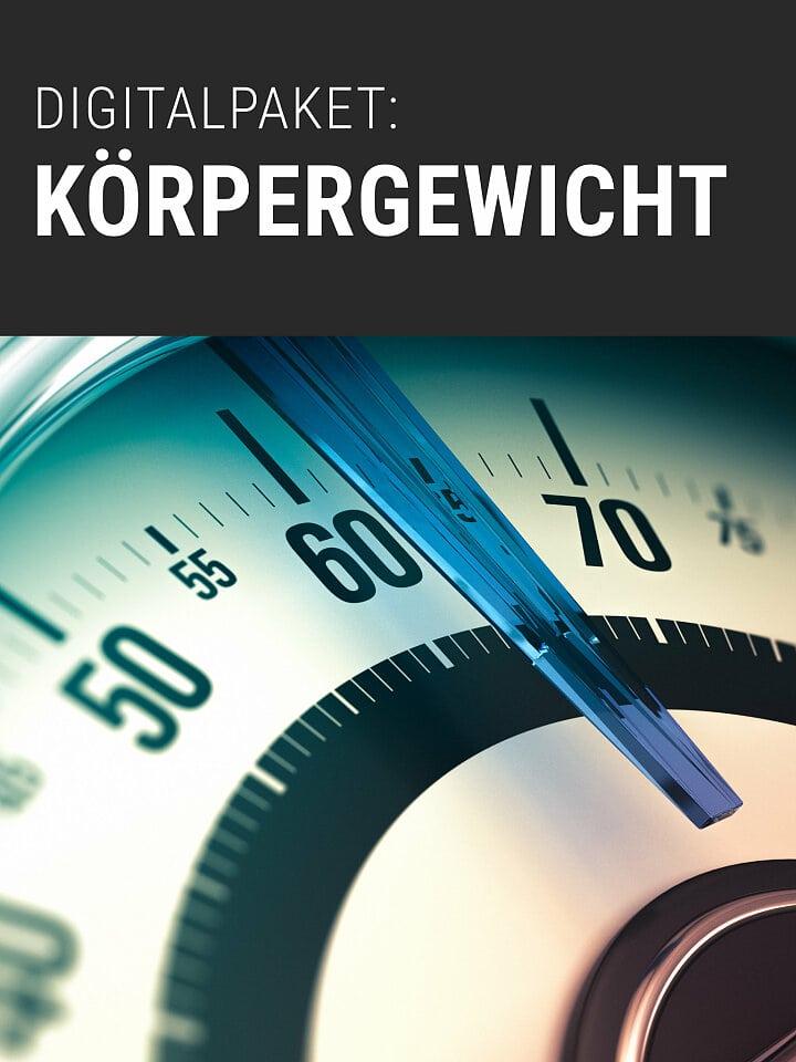 Heftcover Spektrum der Wissenschaft Digitalpaket: Körpergewicht