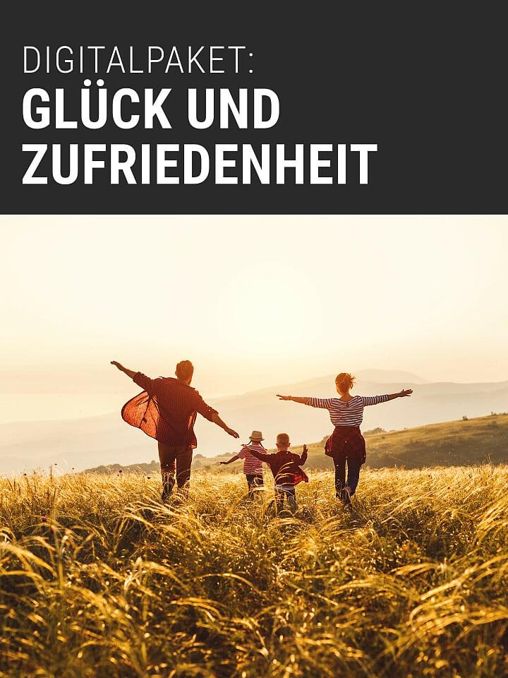 Digitalpaket: Glück und Zufriedenheit