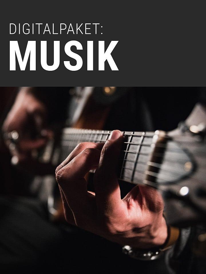 Digitalpaket: Musik