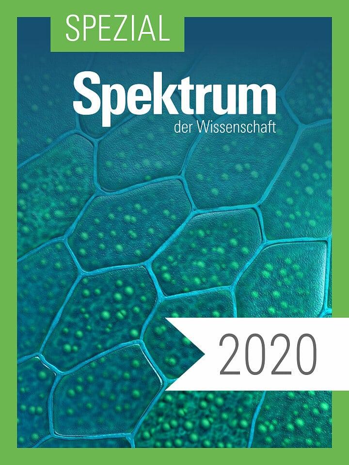 Digitalpaket: Spezialreihe Biologie-Medizin-Hirnforschung Jahrgang 2020