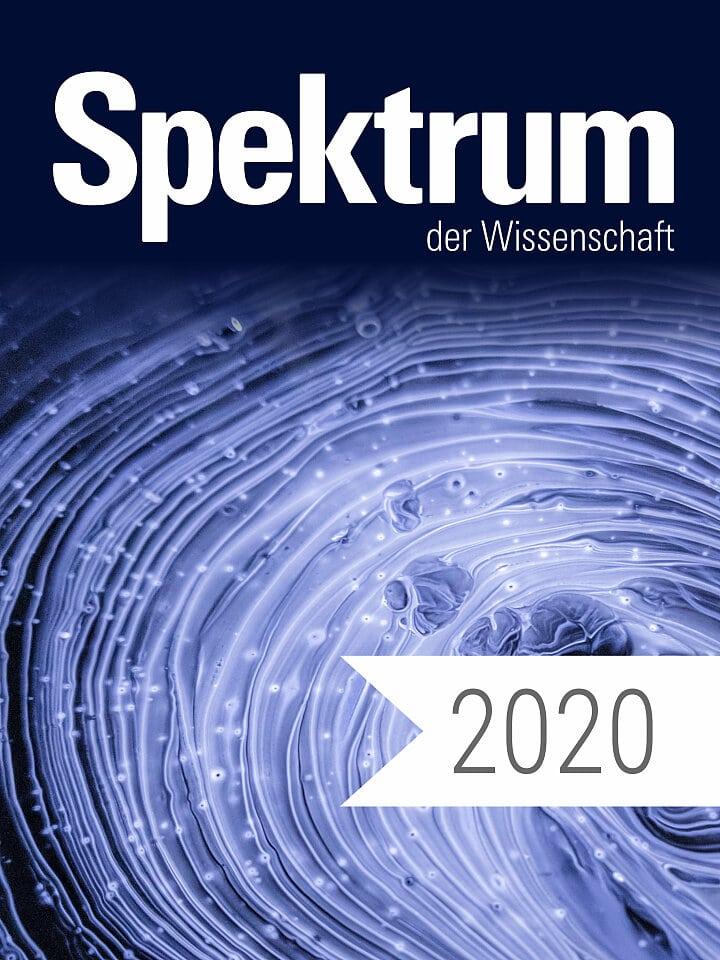 Digitalpaket: Spektrum der Wissenschaft Jahrgang 2020