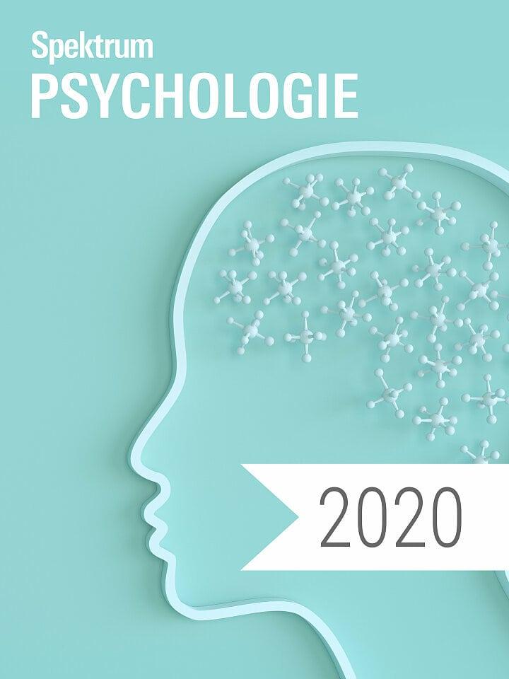 Digitalpaket: Spektrum Psychologie Jahrgang 2020