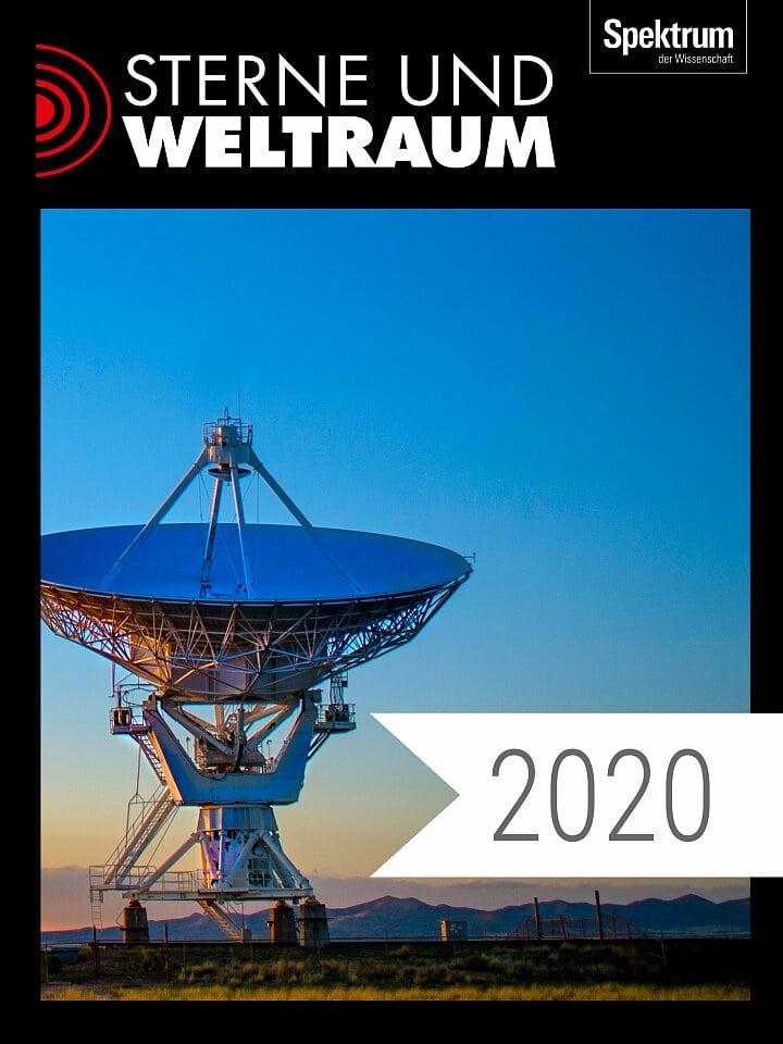 Digitalpaket: Sterne und Weltraum Jahrgang 2020