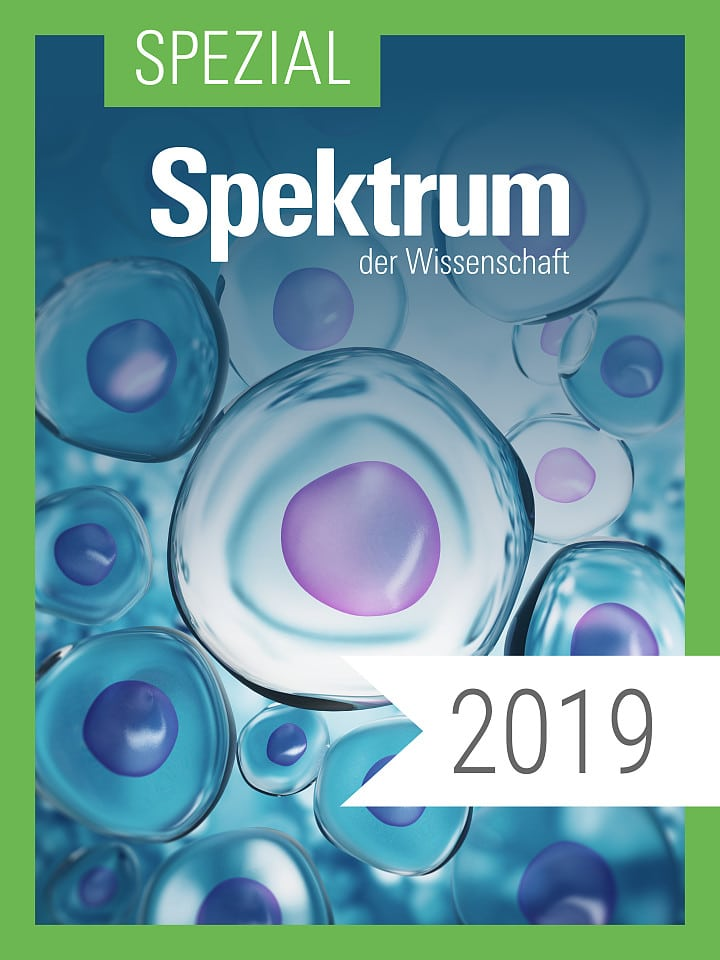 Digitalpaket: Spezialreihe Biologie-Medizin-Hirnforschung Jahrgang 2019