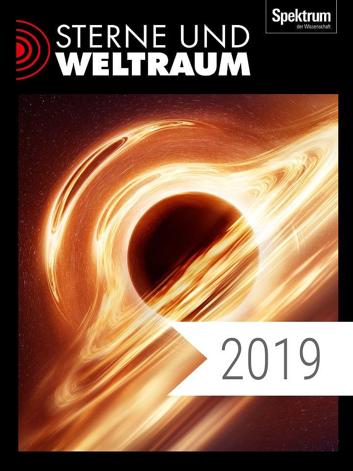 Digitalpaket: Sterne und Weltraum Jahrgang 2019