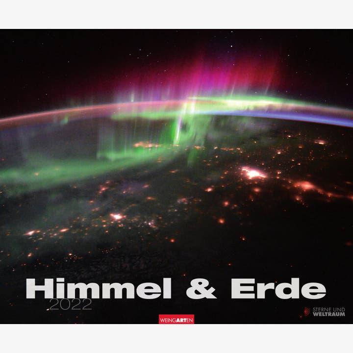 Bildkalender Himmel und Erde 2022