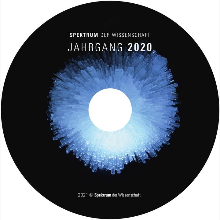 Spektrum der Wissenschaft Jahrgang 2020