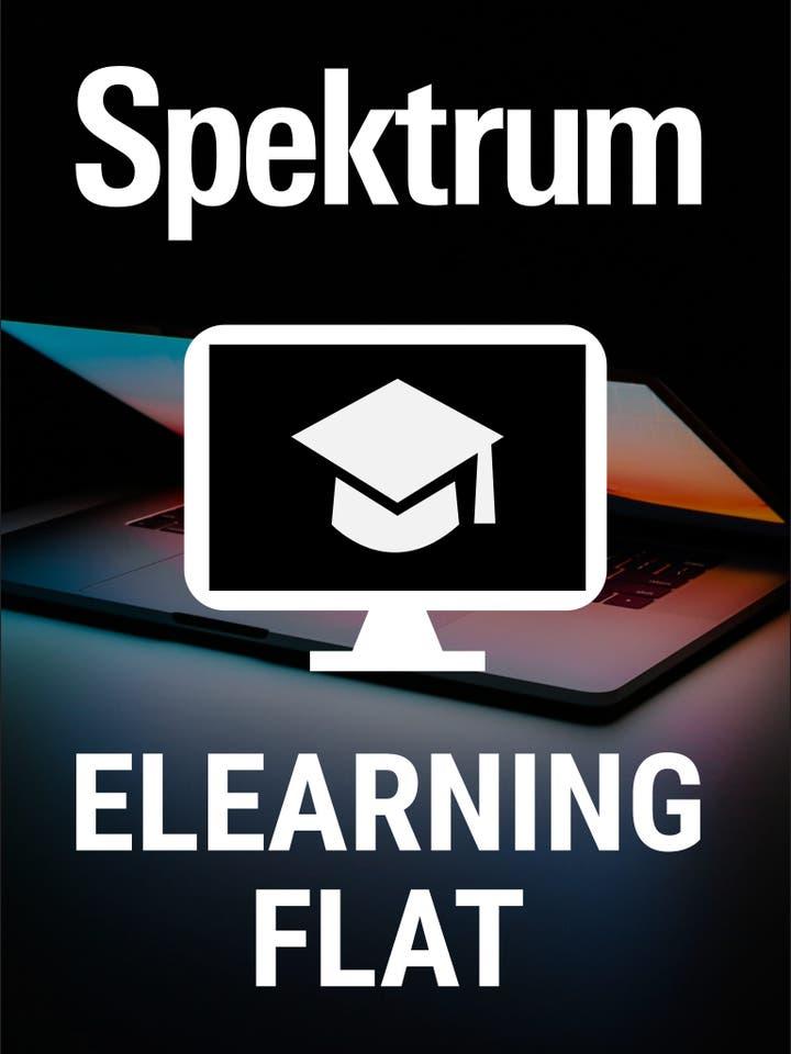 Spektrum der Wissenschaft Spektrum eLearningFlat