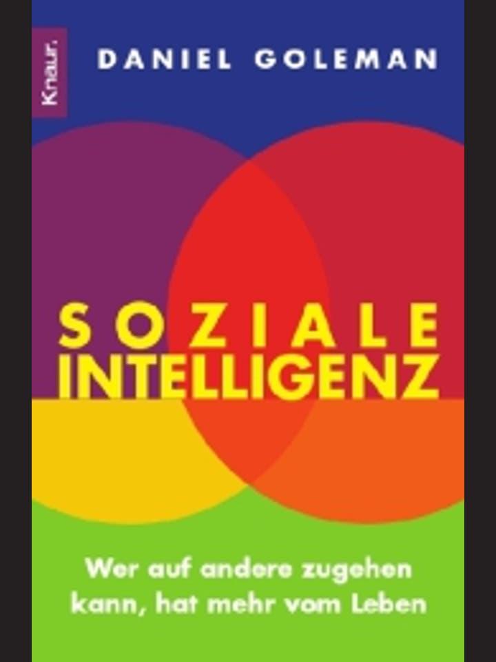 Daniel Goleman: Soziale Intelligenz