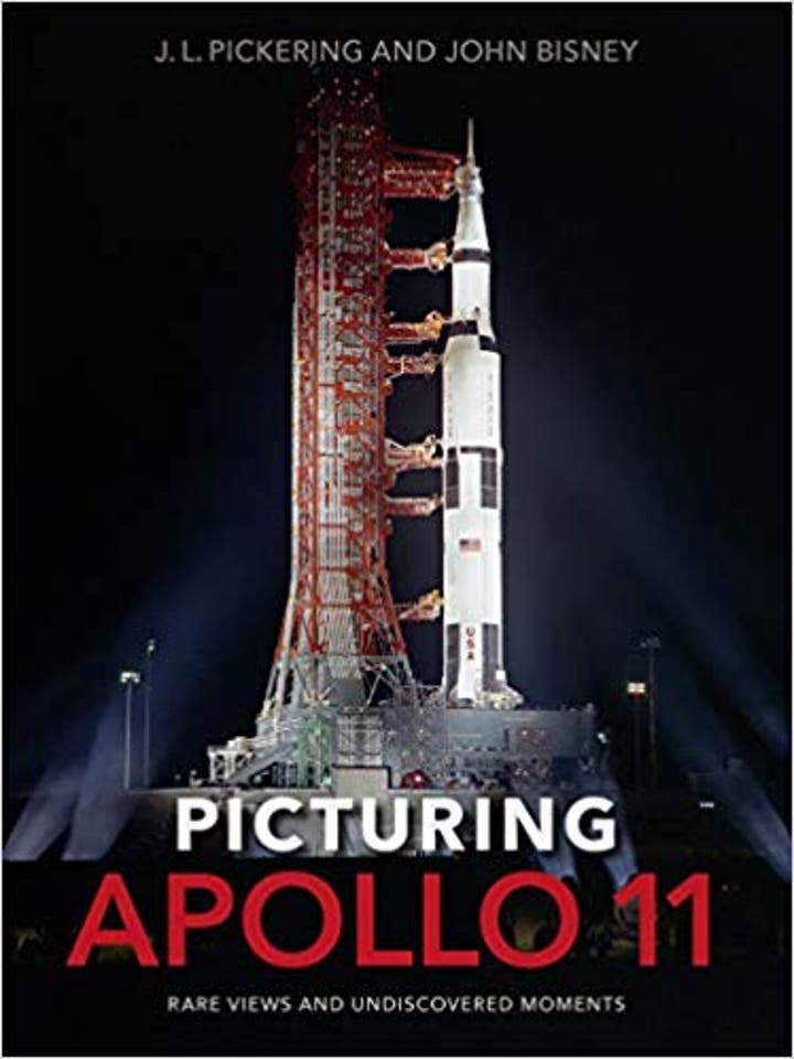 J. L. Pickering, John Bisney: Picturing Apollo 11
