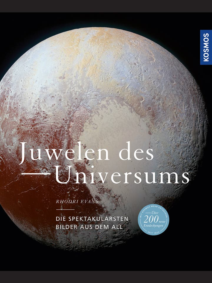 Rhodri Evans: Juwelen des Universums