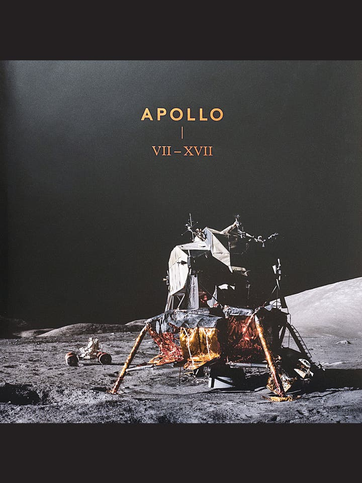 Floris Heyne, Joel Meter, Simon Phillipson, Delano Steenmeijer: Apollo VII-XVII