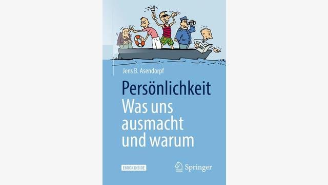 Jens B. Asendorpf  : Persönlichkeit