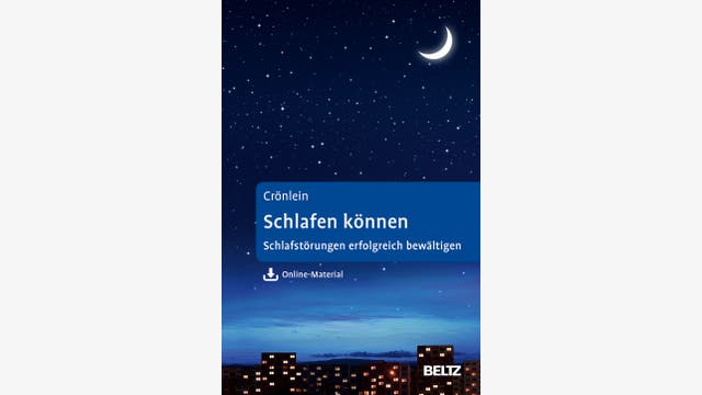 Tatjana Crönlein  : Schlafen können