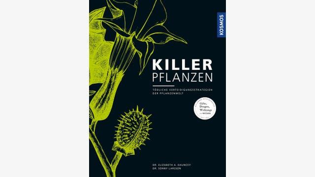 Elizabeth A. Dauncey, Sonny Larsson: Killerpflanzen