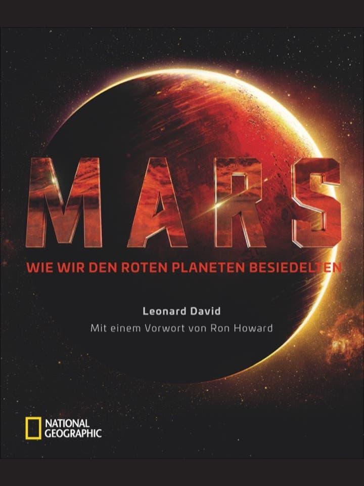 Leonard David: Mars
