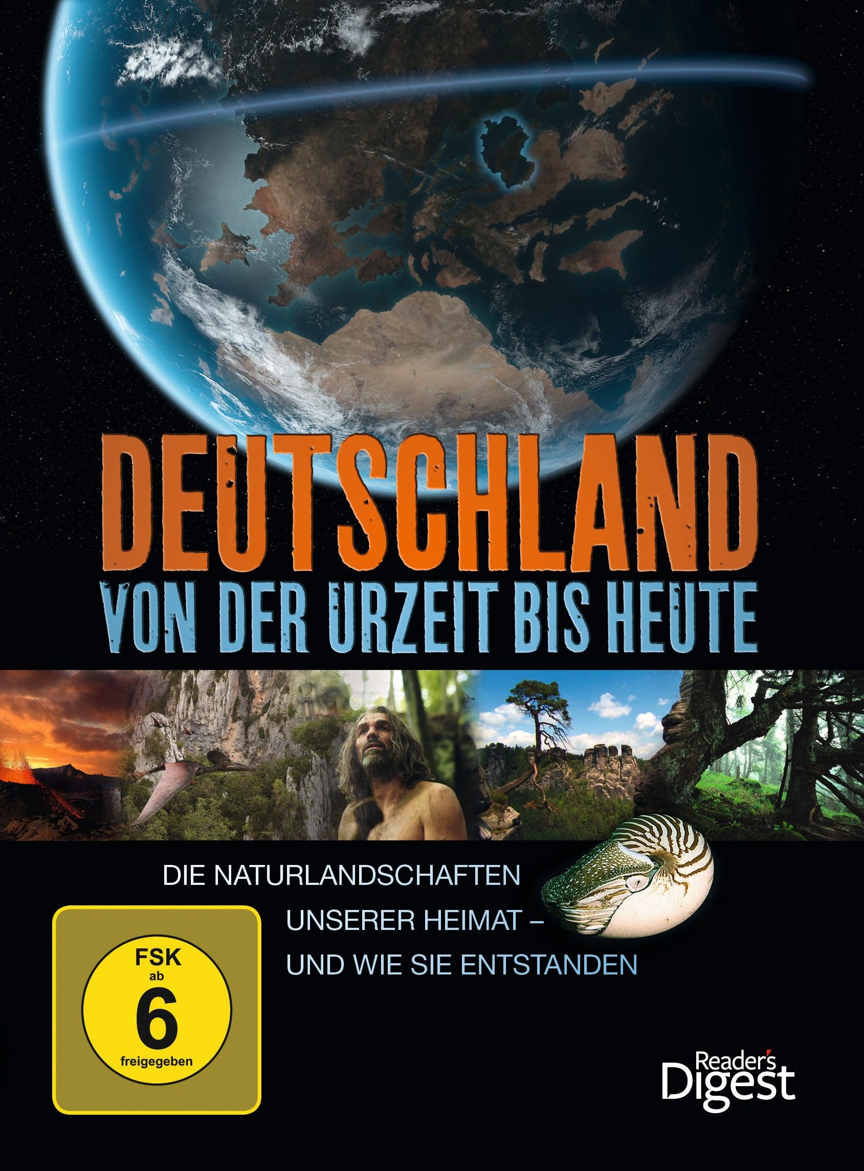 Deutschland - von der Urzeit bis heute