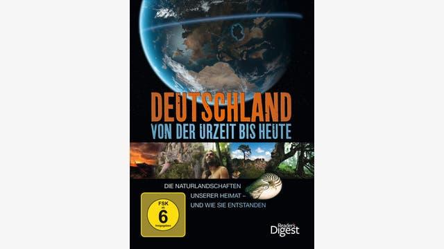 Stefan Schneider: Deutschland - von der Urzeit bis heute