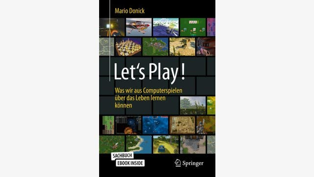Mario Donick: Let's play!