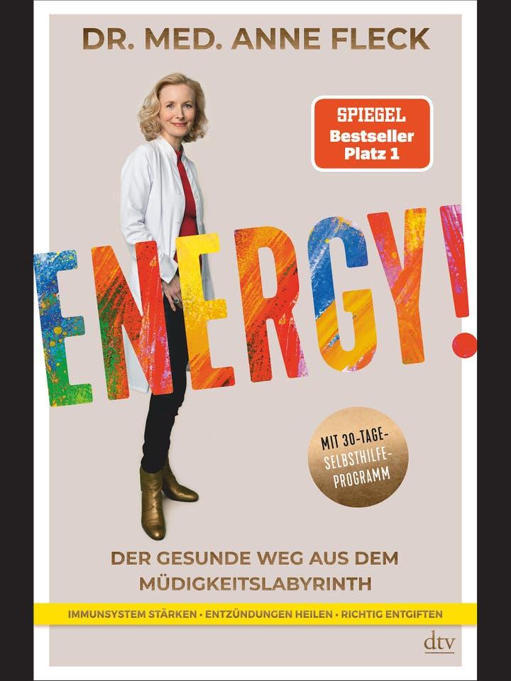 Anne Fleck: Energy!