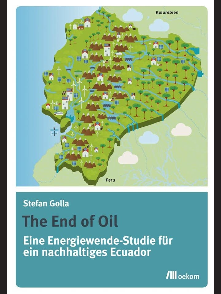 Stefan Golla: The End of Oil
