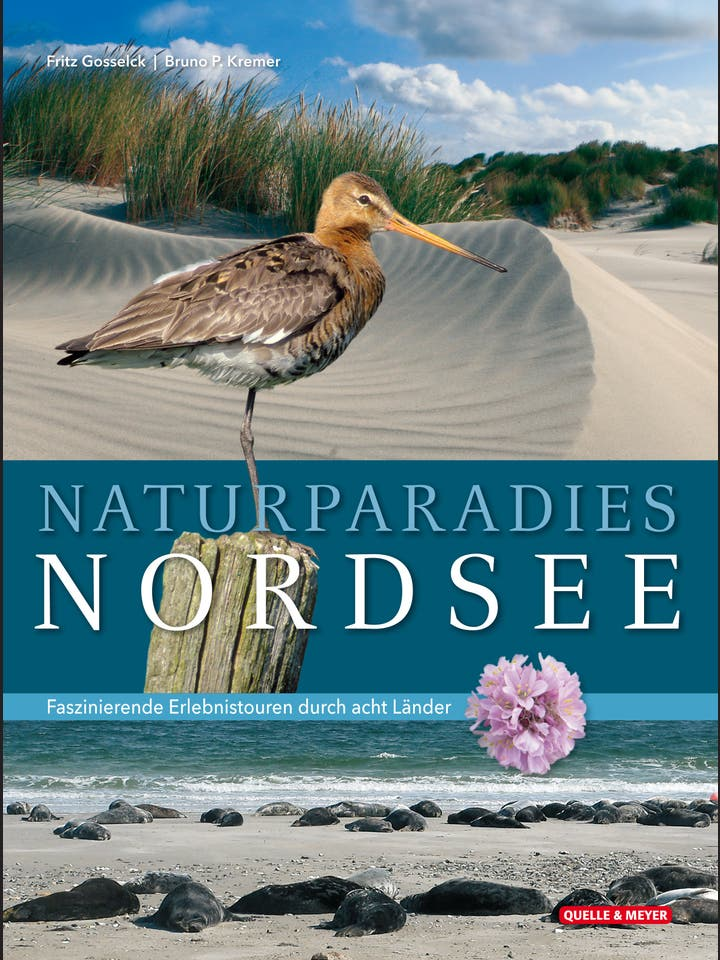 Fritz Gosselck, Bruno P. Kremer: Naturparadies Nordsee
