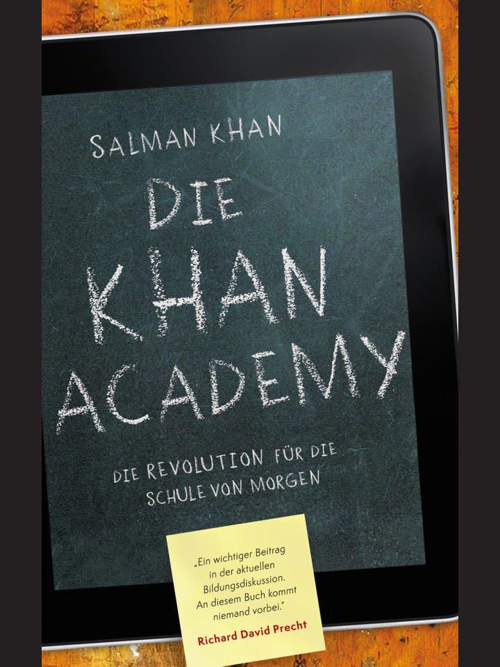 Salman Khan: Die Khan Academy