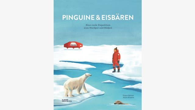 Alicia Klepeis: Pinguine und Eisbären