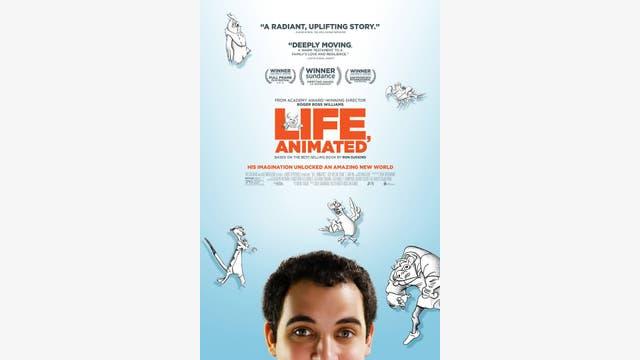 Roger Ross-Williams, basierend auf dem Buch von Ron Suskind: Life, Animated
