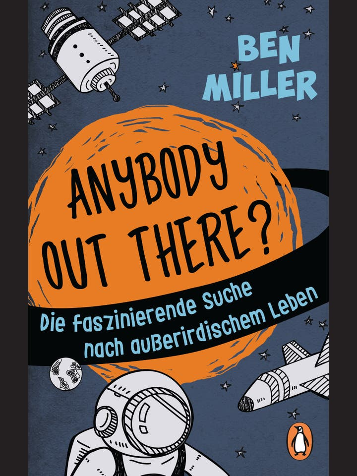 Ben Miller: Anybody out there?