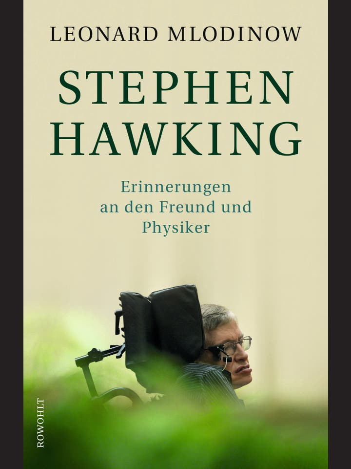 Leonard Mlodinow : Stephen Hawking