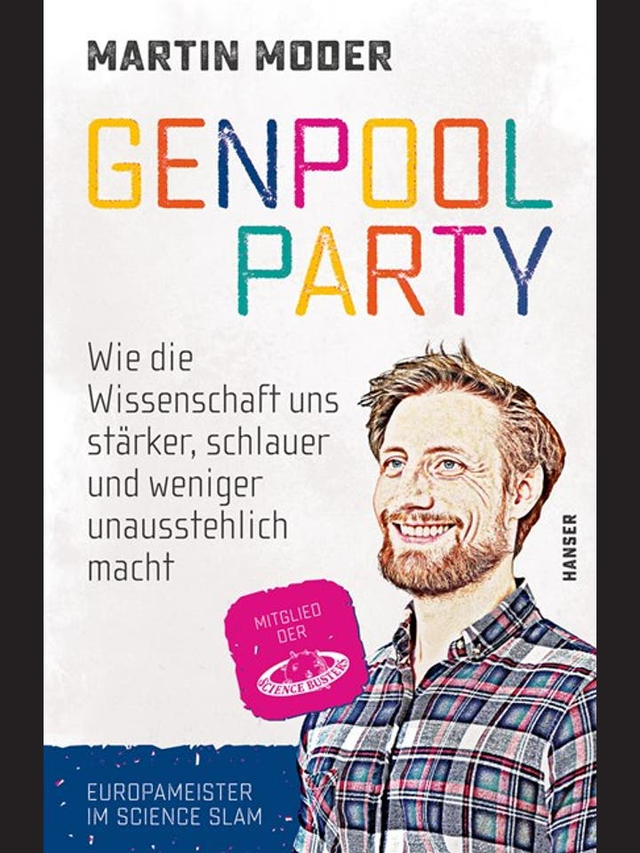 Martin Moder: Genpool-Party