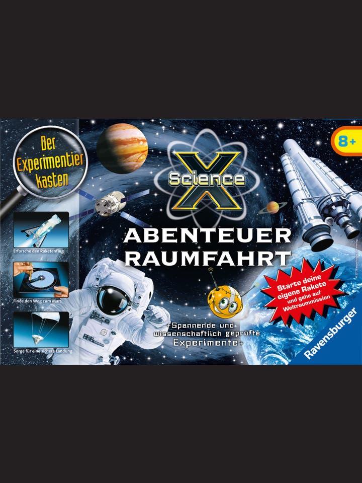 Ravensburger / Hochschule Augsburg: ScienceX Abenteuer Raumfahrt