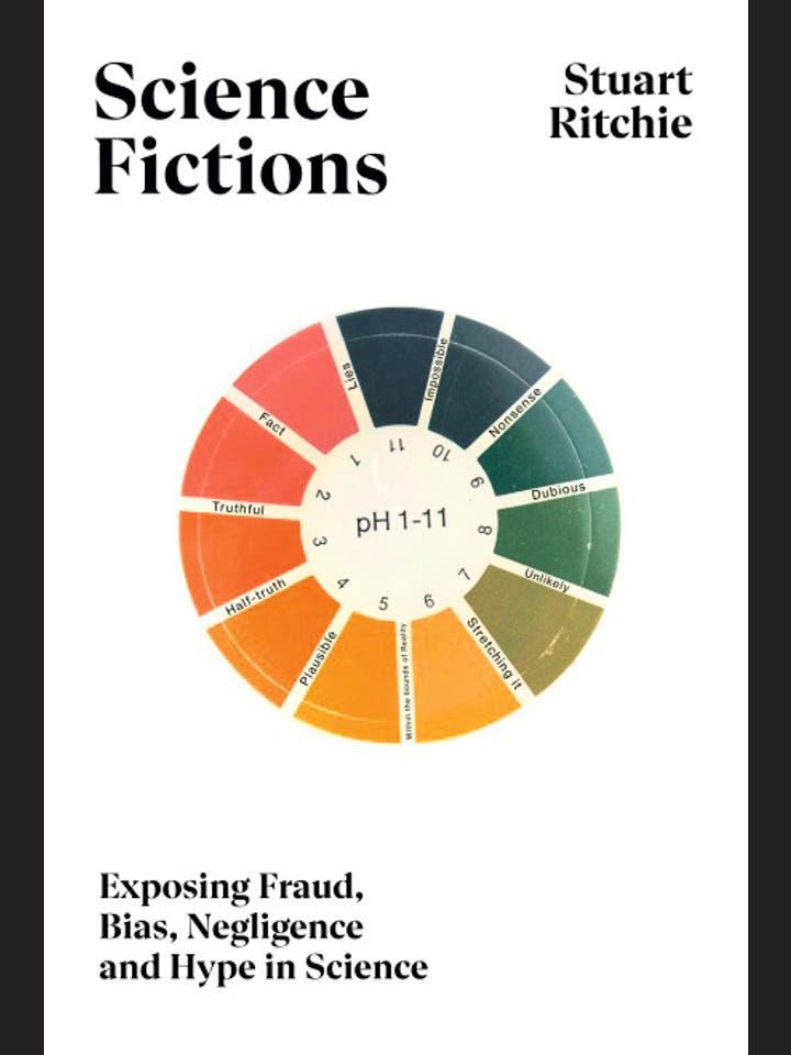 Stuart Ritchie: Science Fictions
