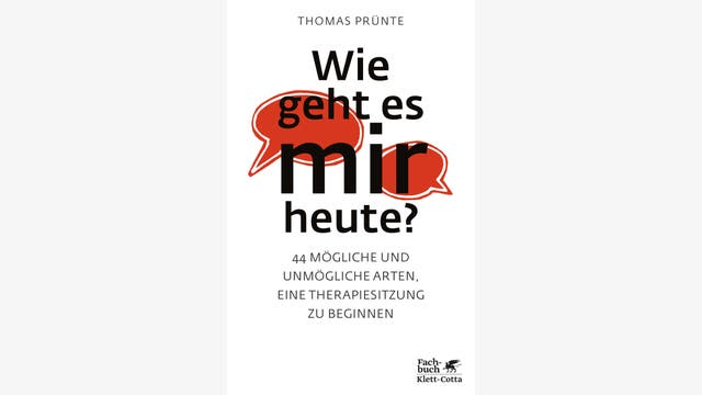 Thomas Prünte: Wie geht es mir heute?
