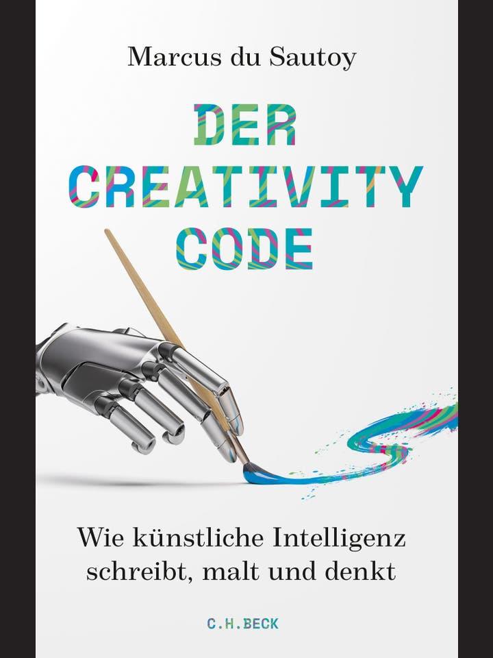 Marcus du Sautoy: Der Creativity Code