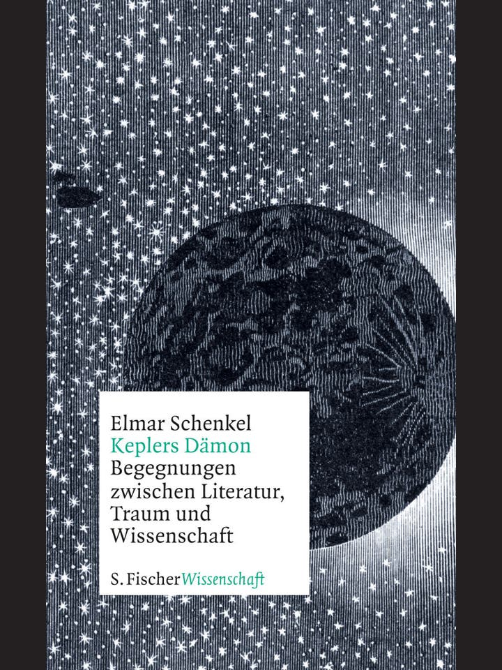 Elmar Schenkel: Keplers Dämon