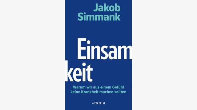 Jakob Simmank  : Einsamkeit