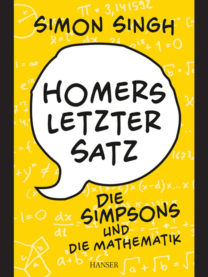 Simon Singh: Homers letzter Satz