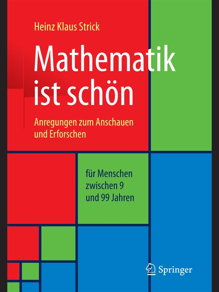 Heinz Klaus Strick: Mathematik ist schön